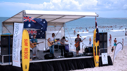 News Photo - Australia Day 2009