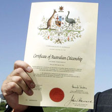 News Photo - 60 Years of Citizenship